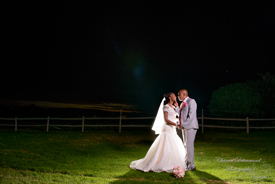 Morongoa and Basil - Oakfield Farm Wedding