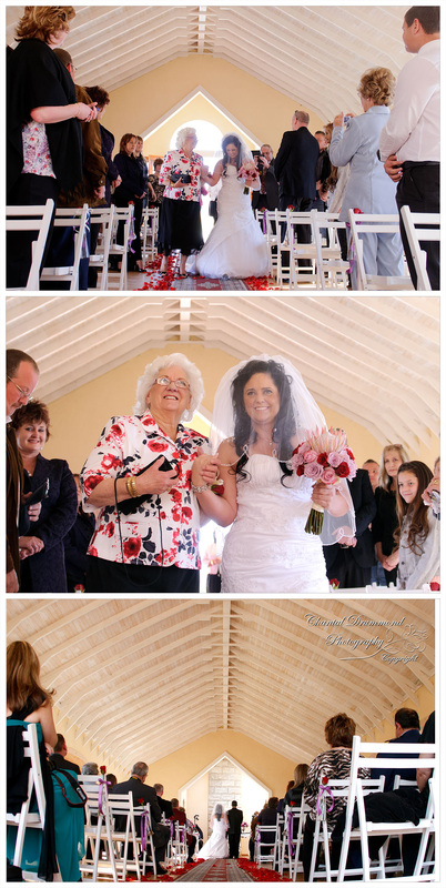Angela & Tys Wedding - Oakfield Farm