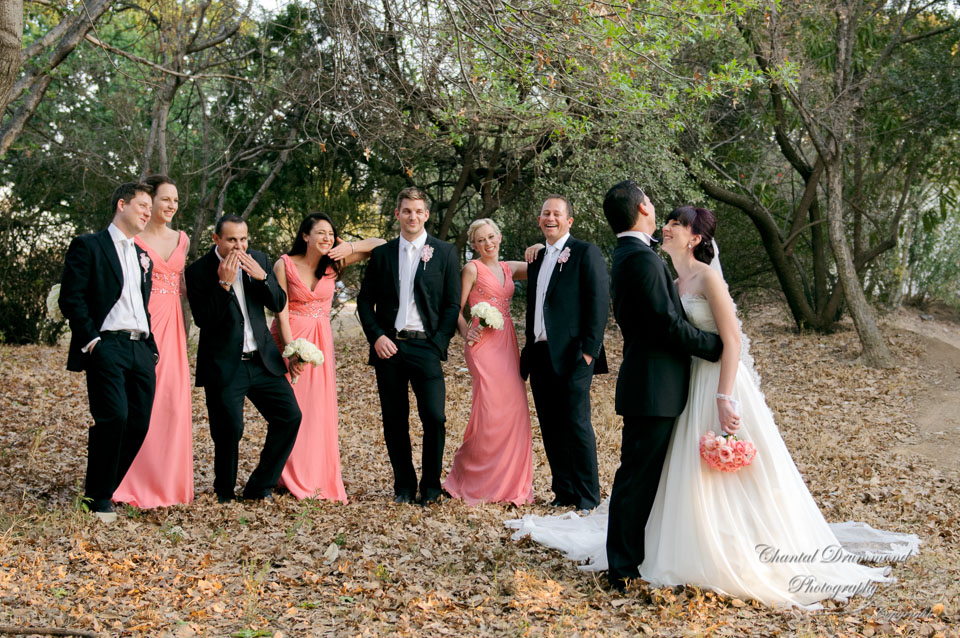 Nikki & Fotis Wedding - Johannesburg Country Club