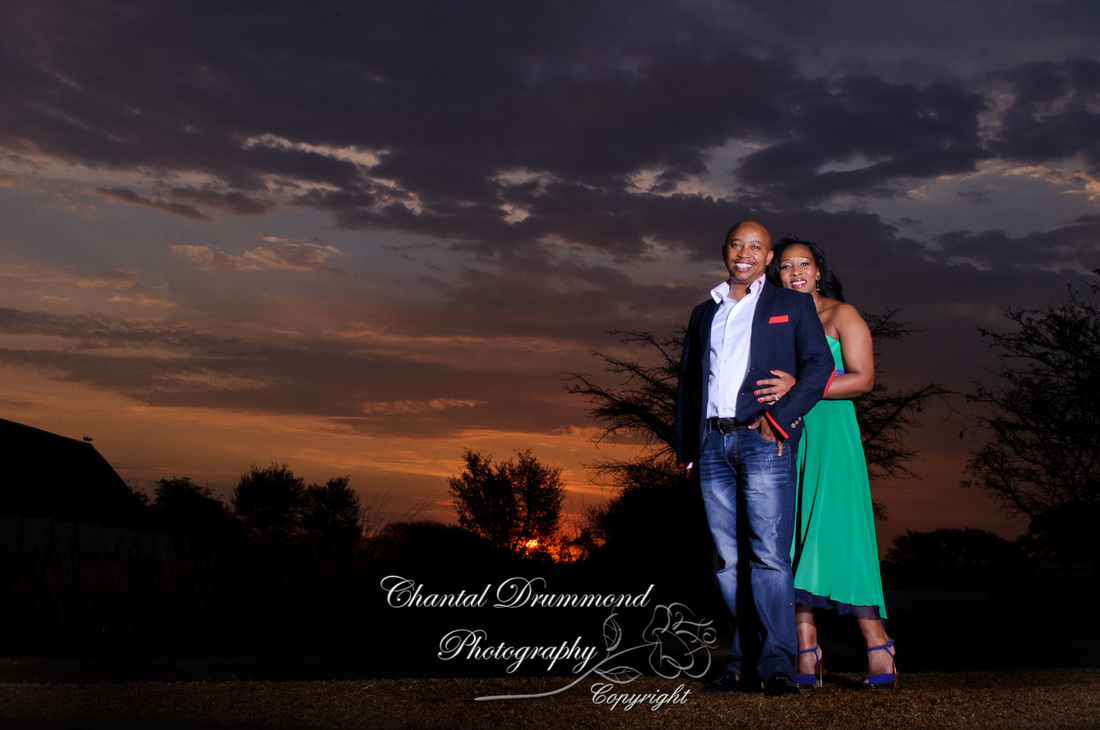 Morongoa & Basil - E-shoot - PTA Botanical Gardens