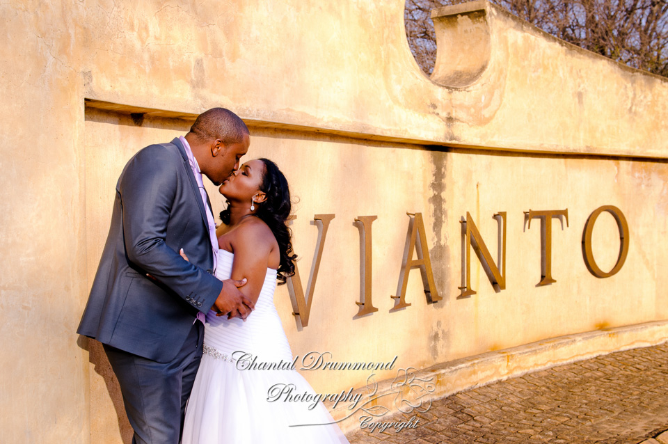 Evadne & Jerome's Wedding - Avianto