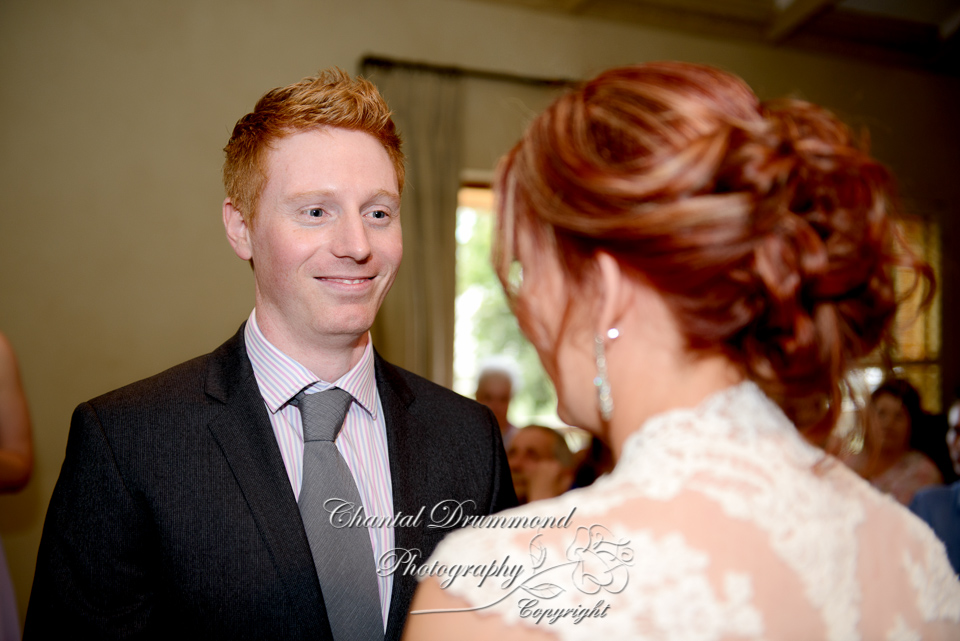 Carrie & Greg's Wedding - Morrells Boutique Hotel